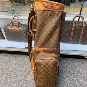 Louis Vuitton Vintage and very rare Golf Bag